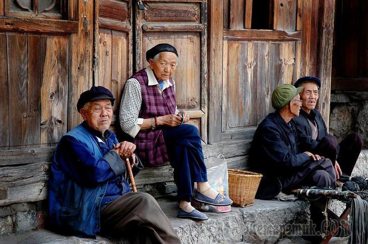 Полезные привычки китайских долгожителей