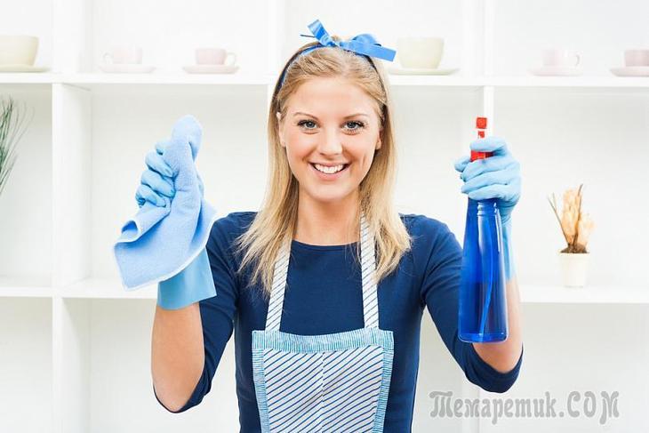 Система флай леди уборка дома на неделю