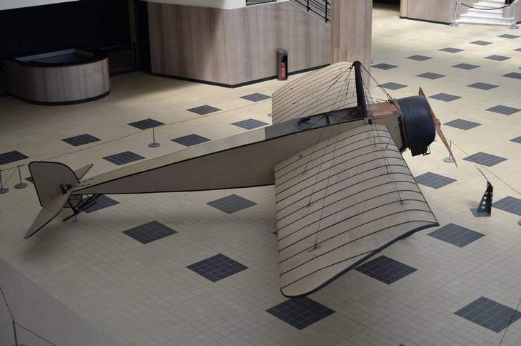 Моран-Солнье Тип G – один из лучших аэропланов накануне I мировой войны и в ее начале