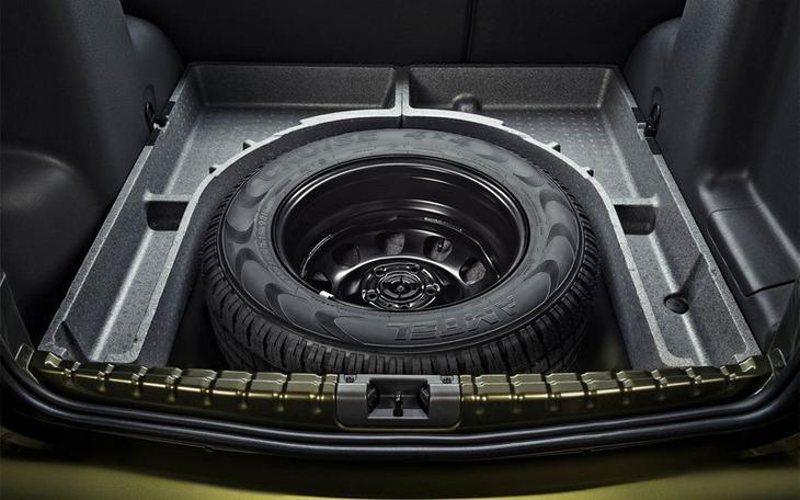 Запасное колесо рено дастер