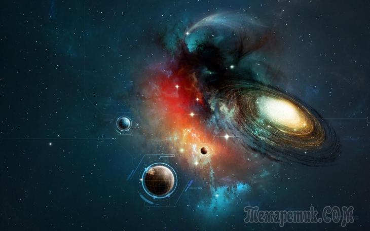Темная материя в галактиках