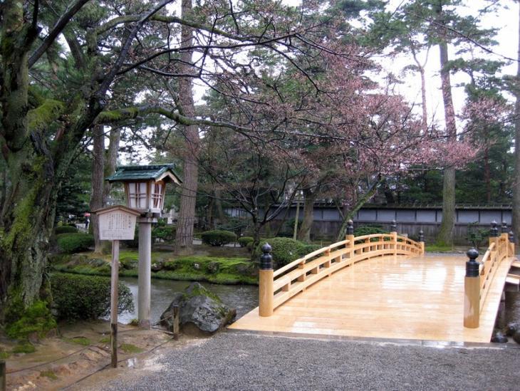 парк летнего периода