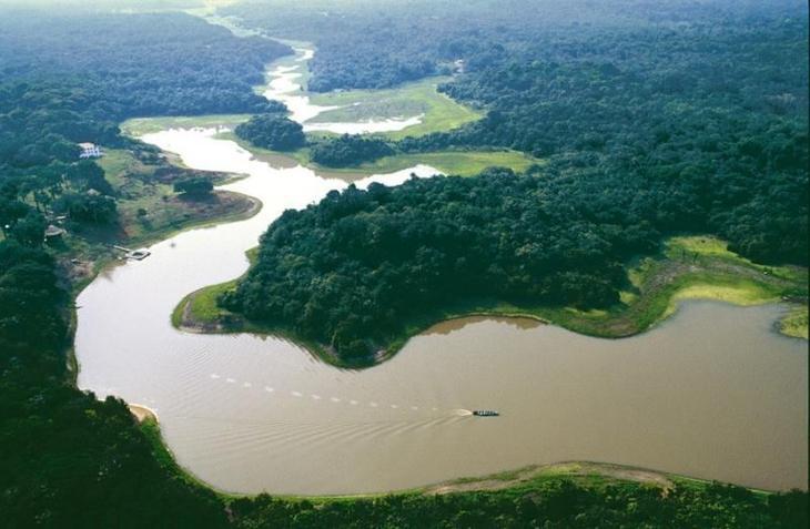 Самая глубокая река в мире – где находится?
