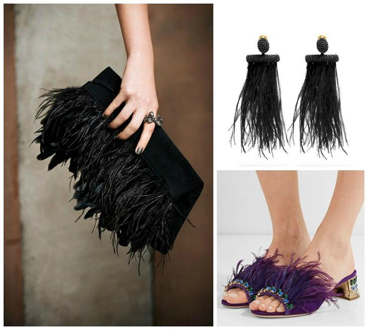 Райская птичка: как носить перья