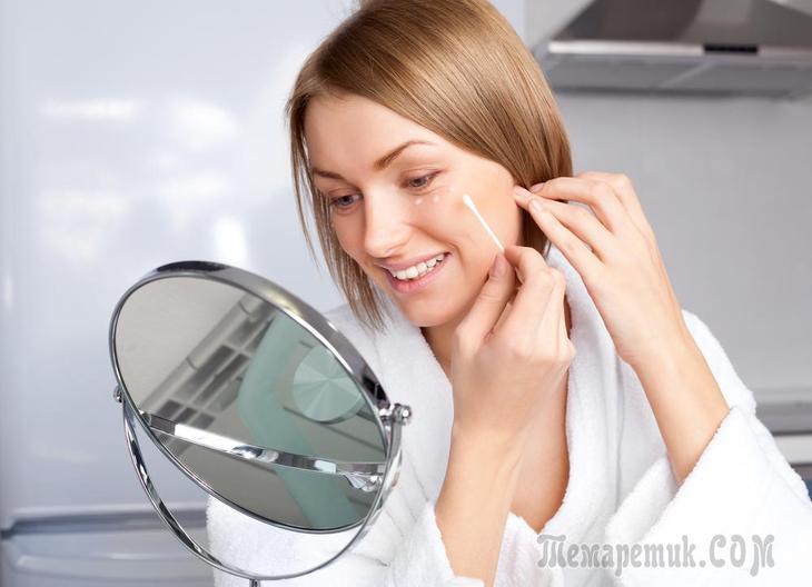 Как увлажнить кожу вокруг глаз в домашних условиях