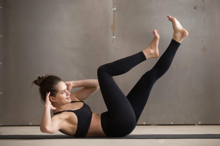 упражнения которые делают талию шире