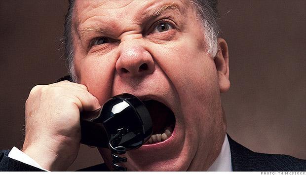 Количество звонков от коллекторов