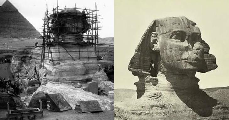 Всё, что вы не знали о Сфинксе: 15 интересных фактов о древнейшем монументе (16 фото) 80