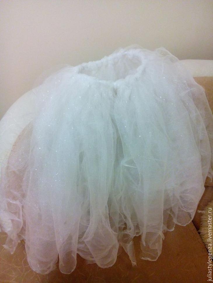 туту платье