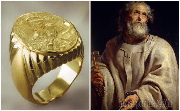 Тайна кольца на руке Папы Римского: Почему оно было обречено на уничтожение