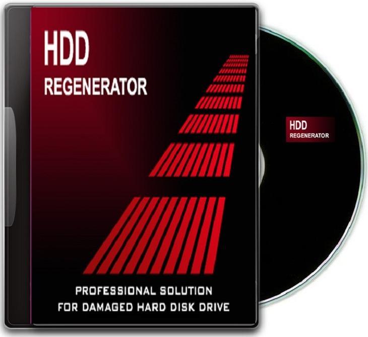 Утилита HDD Regenerator