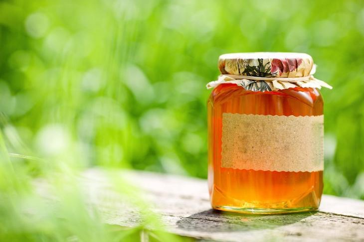 Использование меда от кашля