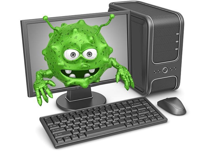 Вирусов компьютера в картинках