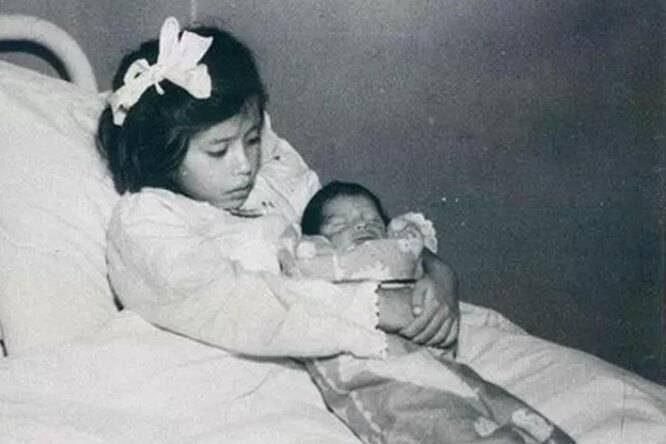 Лина Медина, родившая в 5-летнем возрасте — самая молодая мать в истории медицины