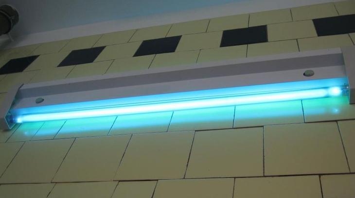 Уф лампа медицинская для дома
