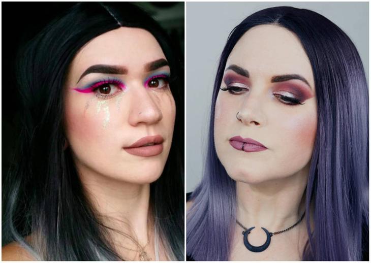 Самые популярные, интересные и свежие тренды макияжа 2018 года