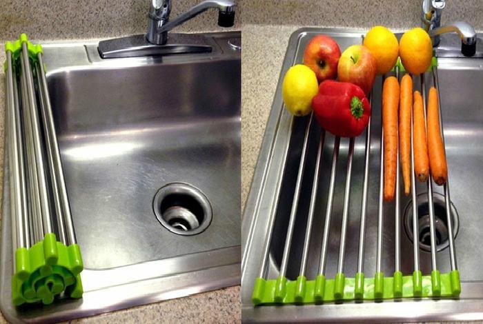 17 гениальных идей, которые помогут оптимизировать кухонное пространство