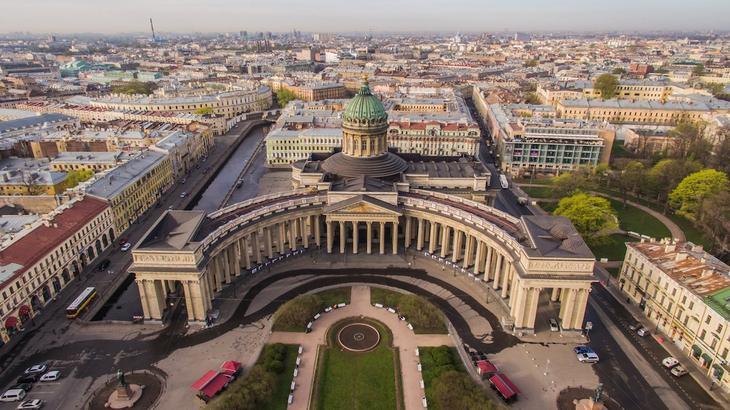 11 мест, которые обязательно нужно посетить в Санкт-Петербурге