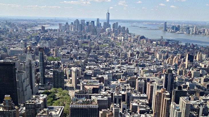 Манхэттен, Нью-Йорк виды, города, история, факты, фото