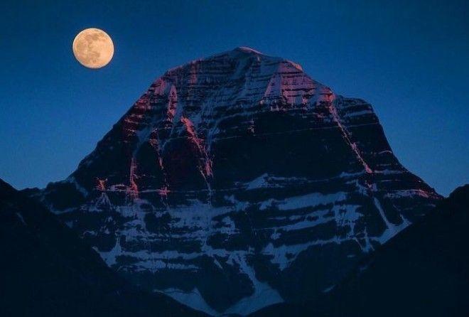 Правда о Кайласе - священной вершине Тибета, которую пока так и не покорили