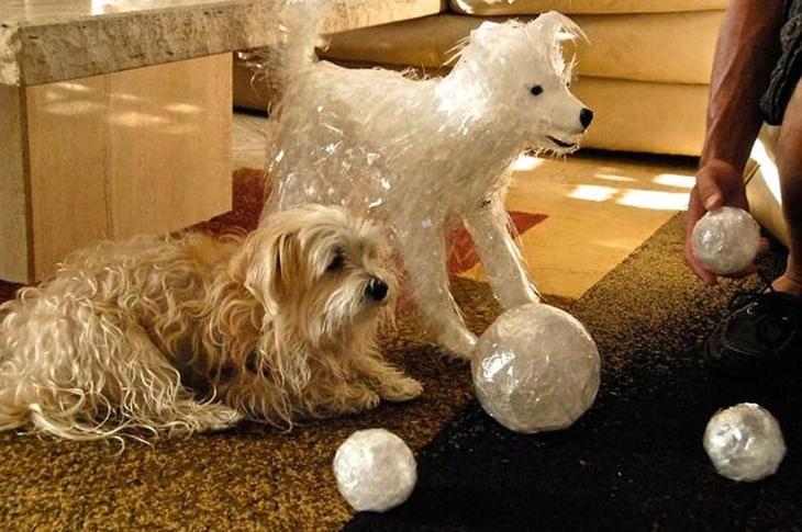 Tania B Поиграй со мной Лучшие работы конкурса скульптур из скотча Off the Roll 2012