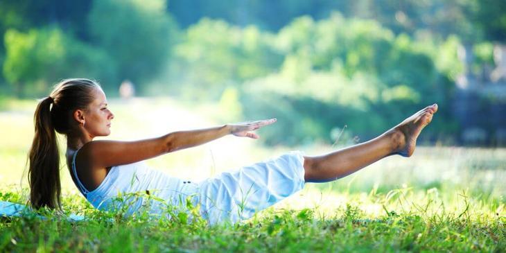 Систематичность выполнения упражнений гарантирует быстрый результат