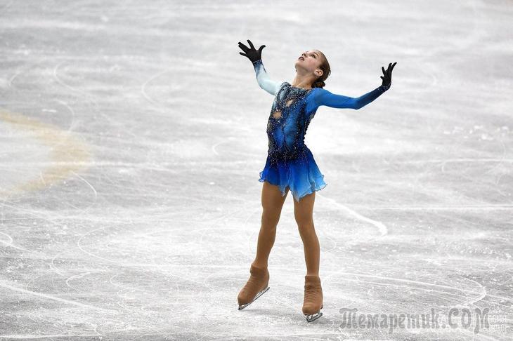 Тутберидзе обставила США: 14-летняя россиянка вошла в историю