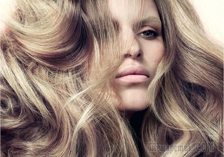 Эфирные масла для ухода за сухими волосами