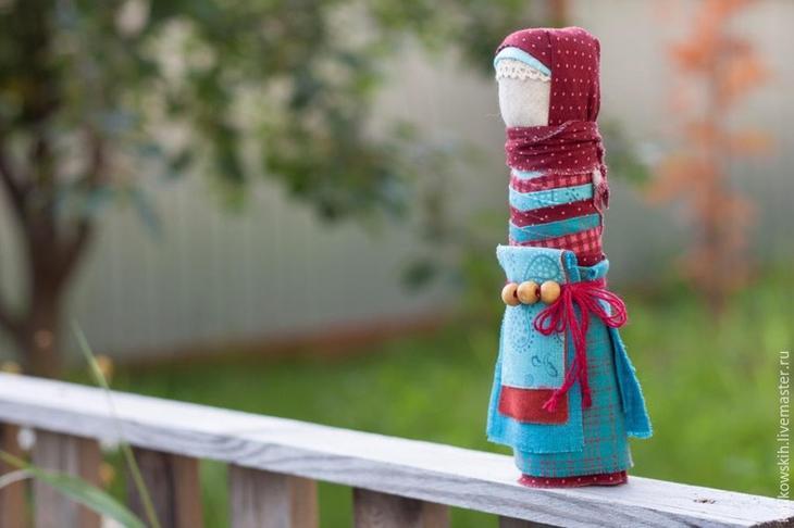 Мастер-класс: «Кукла на удачное замужество»