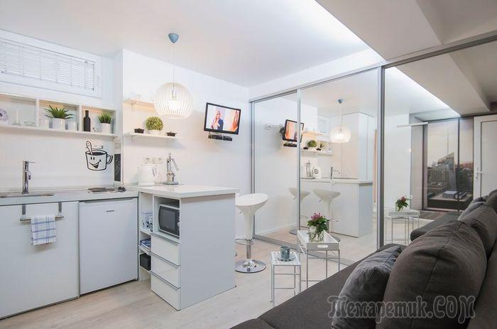 Как оформить квартиру площадью 16 квадратных метров