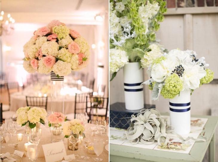 Роспись ваз на свадьбу