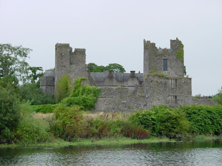 Замок Ормонд, Ирландия. Построен в 1315 году. европа, замки, история, средневековье