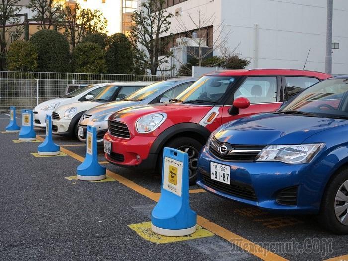 20 фактов о японских дорогах и водителях, которых не найти в энциклопедии