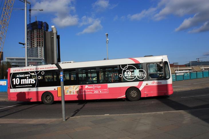Автобус Белфаса