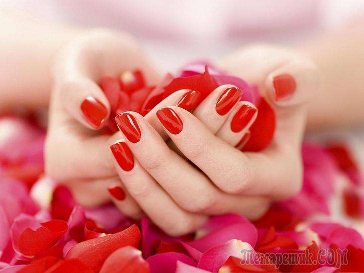 Натуральная косметика: 5 лучших средств для укрепления ногтей в домашних условиях – Красота – Домашний