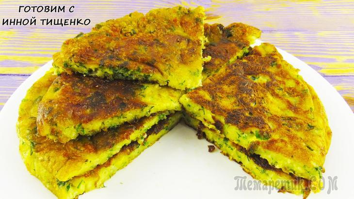 Ленивые хачапури на завтрак за 10 минут!