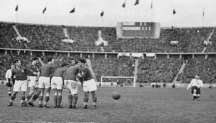 Матч Германия - Югославия (1939)