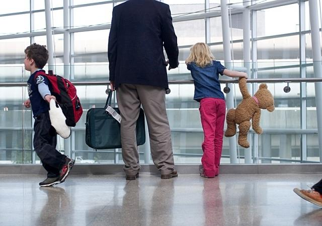 Ограничение на выезд за границу ребенка