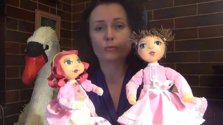 Куклы из фоамирана татьяны шмелёвой