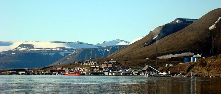 Архипелаг Шпицберген (Свальбард)