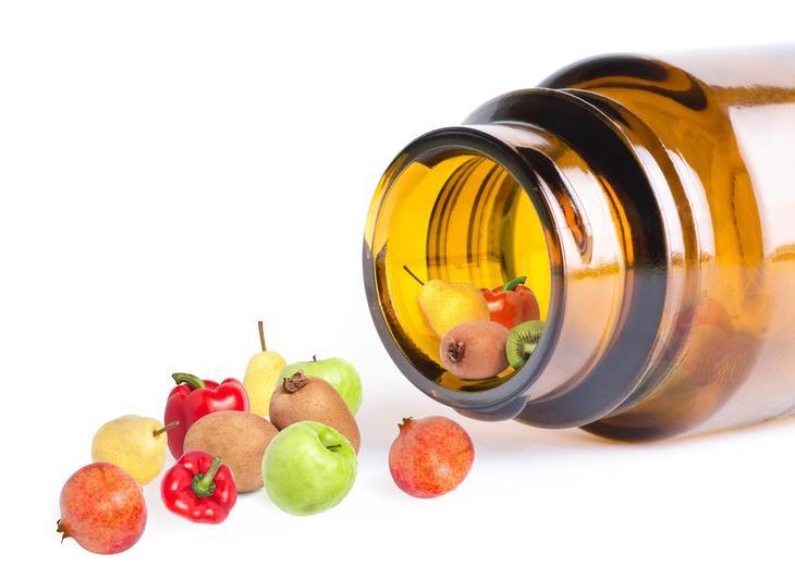 Бронхит витамины