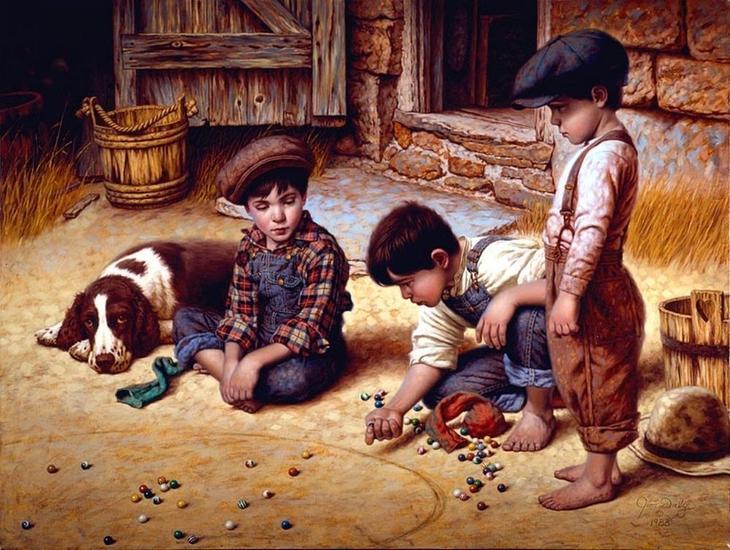 Сентиментальное путешествие в страну детства с Джимом Дейли, фото № 10