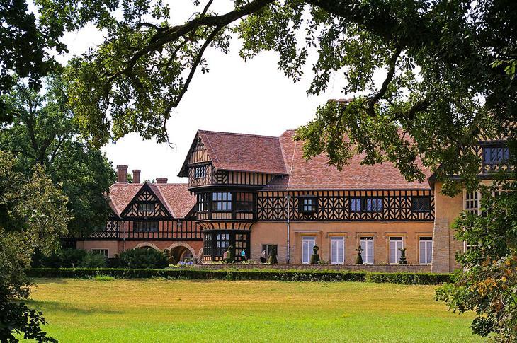 Дворец Цецилиенхоф