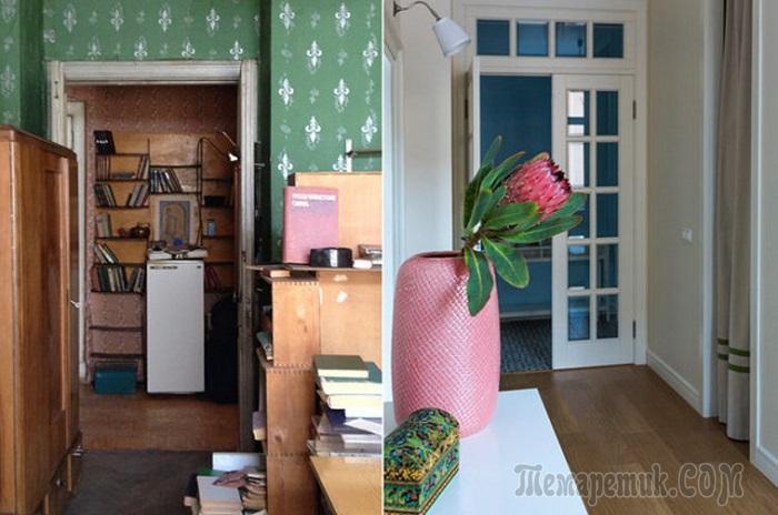 Как превратить «бабушкину» квартиру в стильное и современное жилье