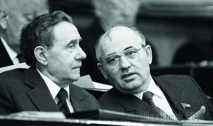 За что Горбачев невзлюбил главу МИДа СССР Громыко, который привёл его на вершину власти