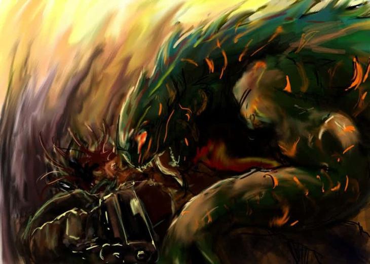 Страшилища в Чиуауа легенды, привидения, призраки, пыстыня