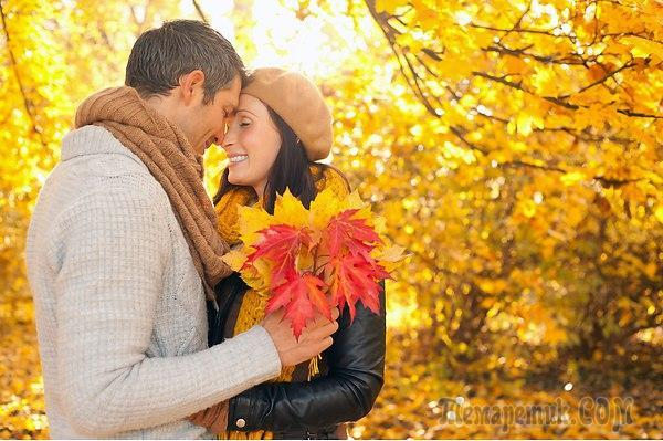 Гуляла осень на дворе (Стих)