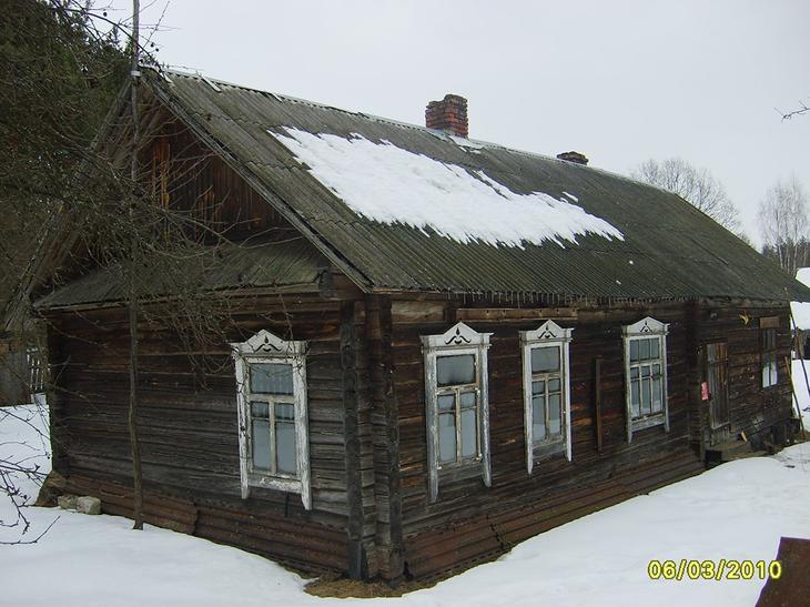 Что можно сделать с ветхим деревенским домом за $3000