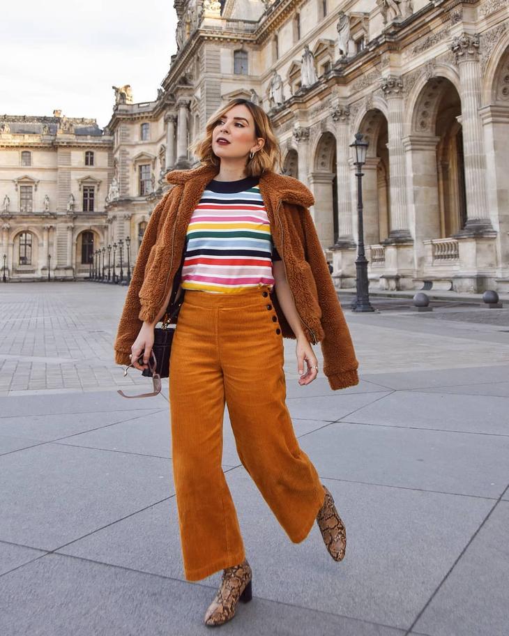 модные луки зимы 2020 для женщин 40-50 лет фото 13
