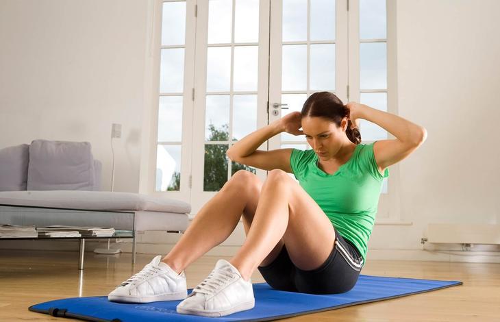 Разминка является неотъемлемой частью любой системы упражнений